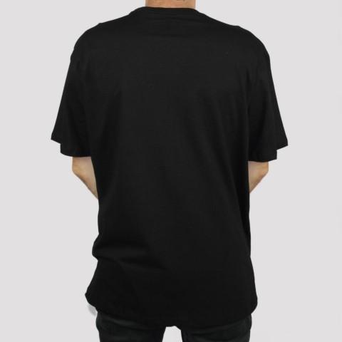 Camiseta Huf Criminology - Preto