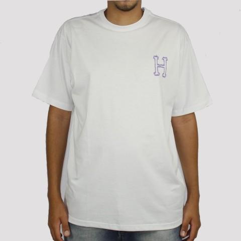 Camiseta Huf Head Classi - Branco