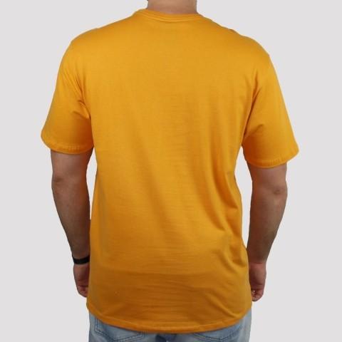 Camiseta Huf Logo - Laranja