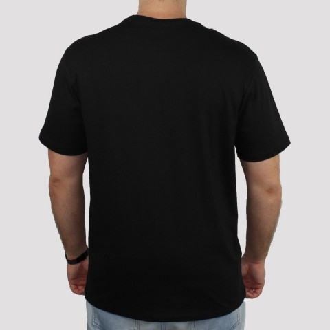 Camiseta Huf Logo - Preto