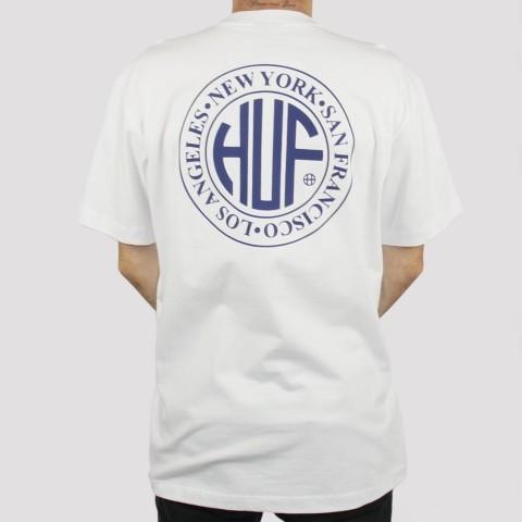Camiseta Huf Regional - Branco