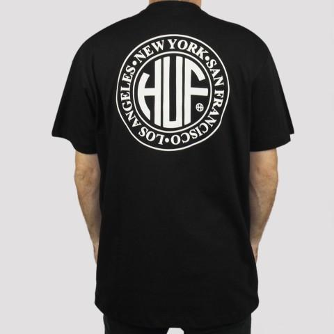 Camiseta Huf Regional - Preto