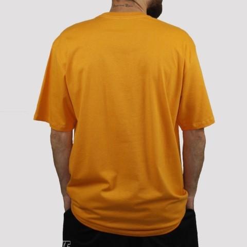 Camiseta Huf Woz - Orange