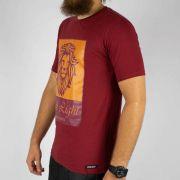 Camiseta Jah Light - Vermelha/Laranja