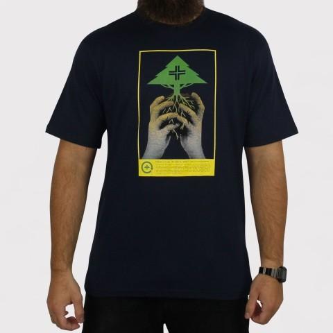 Camiseta LRG Arbor - Azul Marinho
