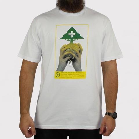 Camiseta LRG Arbor - Branco