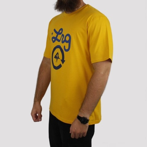 Camiseta LRG Cycle - Amarelo