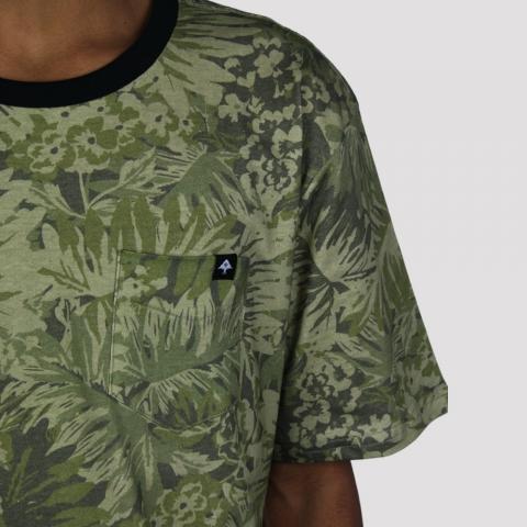 Camiseta LRG Jungle - Verde