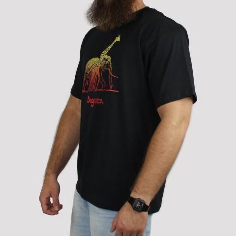 Camiseta LRG Leader - Preto