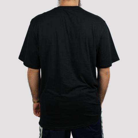Camiseta LRG Logo Plus (Tamanho Extra) - Preto