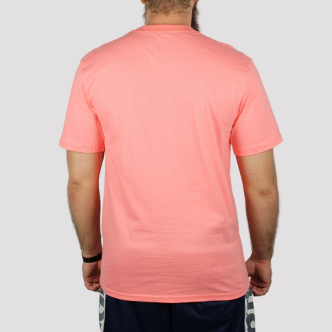 Camiseta LRG Mountain - Coral