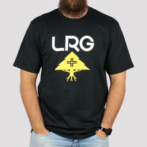Camiseta LRG Stack - Preto