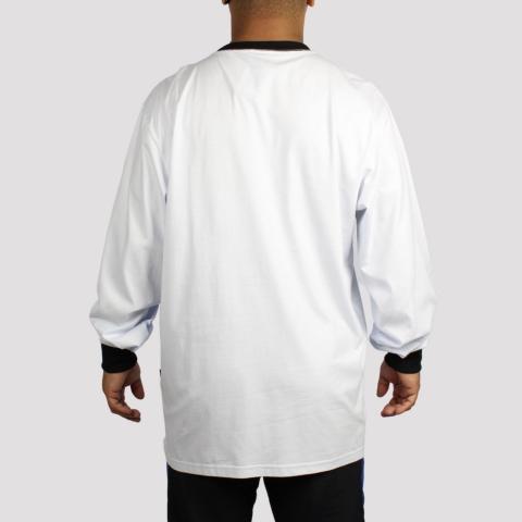Camiseta Manga longa Blaze Supply Blasé  - White