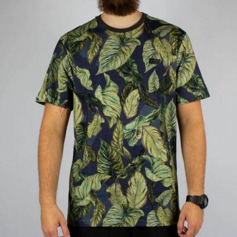 Camiseta MCD Especial Full Atlantic Forest - Azul/Verde