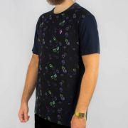 Camiseta MCD Especial Neon Azul Bruma