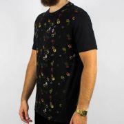 Camiseta MCD Especial Neon Preta