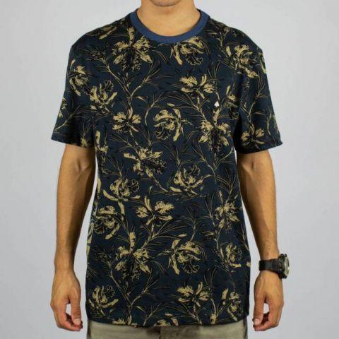 Camiseta MCD Full Wild Flower - Azul Horizonte