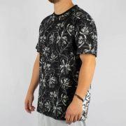 Camiseta MCD Full Wild Flower Preta