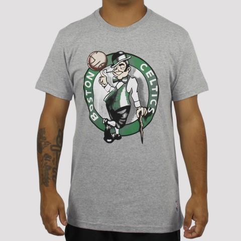 Camiseta NBA Celtics - Cinza