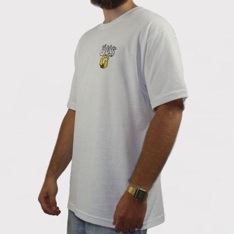 Camiseta Öus Luz - Branco