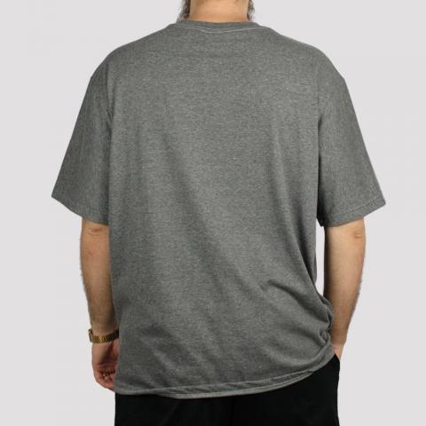 Camiseta Pixa In 2Pac - Mescla Claro