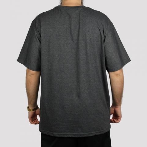 Camiseta Pixa In 2Pac - Mescla Escuro