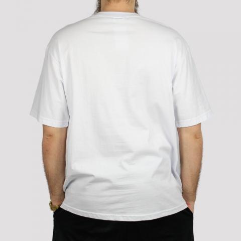 Camiseta Pixa In Rapper - Branco