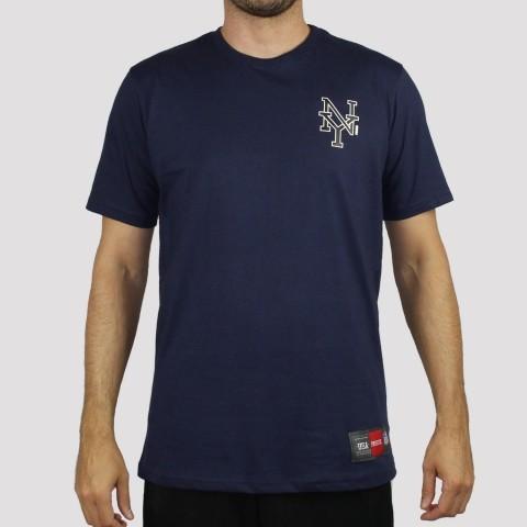 Camiseta Prison Logo NY - Azul Marinho