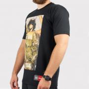 Camiseta Prison Marijuana Pool - Preta