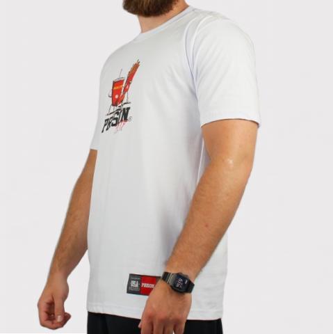Camiseta Prison Tasty New York - Preta