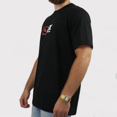 Camiseta Qix Basic - Preto