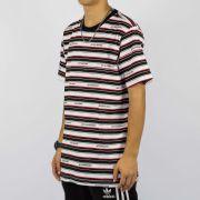 Camiseta Qix Print Branco/Preto