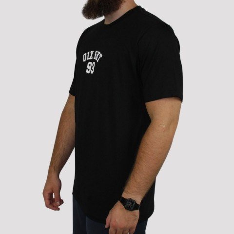 Camiseta Qix SKT 93 - Preto