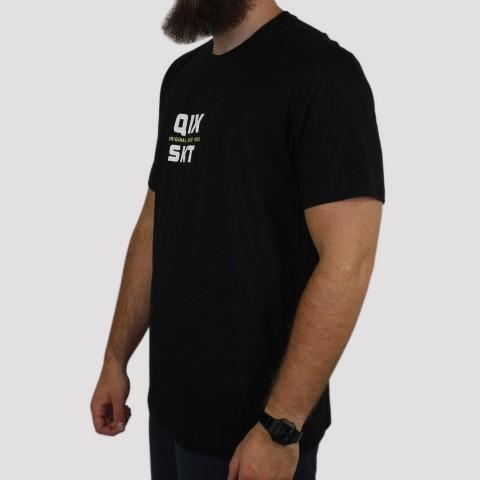 Camiseta Qix Special - Preto