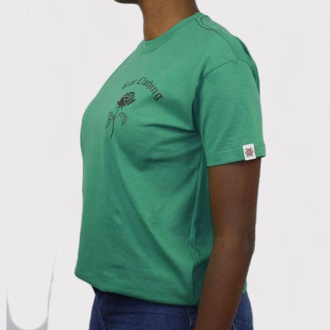Camiseta Riot Est. 2018 - Verde
