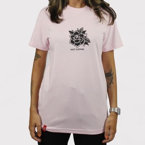 Camiseta Riot Wonder - Rosa