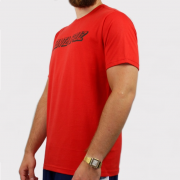 Camiseta Santa Cruz Classic Strip Vermelho
