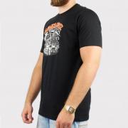 Camiseta Santa Cruz Fate Factory - Preto