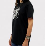 Camiseta Santa Cruz Juvenil Opus Dot Preto