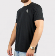 Camiseta Santa Cruz Screaming Hand - Preto