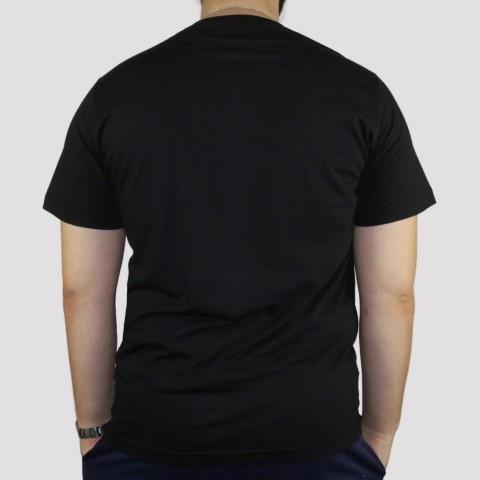 Camiseta Santa Cruz Skateboard Is Not a Crime - Preta