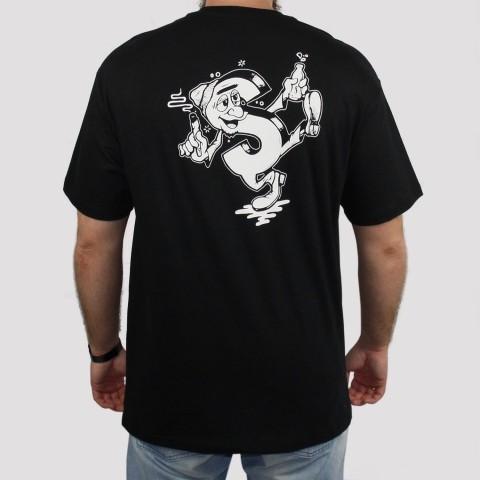 Camiseta Save Brisa - Preto