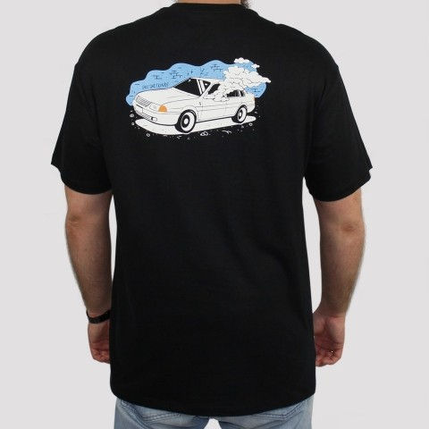 Camiseta Save Car - Preto