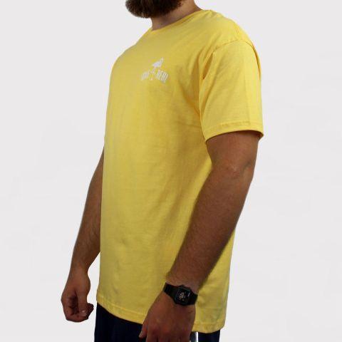 Camiseta Save Garça - Amarela