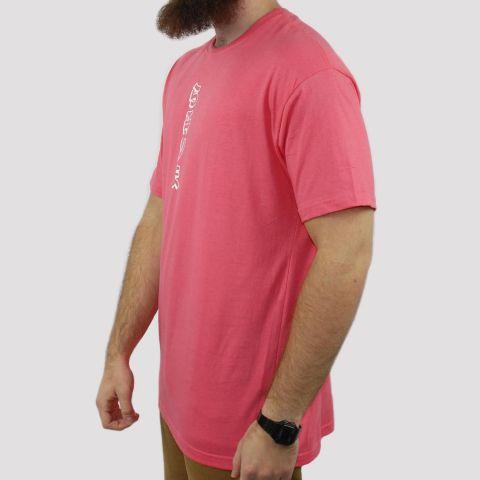 Camiseta Save Japão - Coral