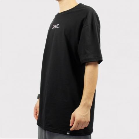 Camiseta Save Logo 3D - Preto