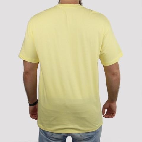 Camiseta Save Logo - Amarelo