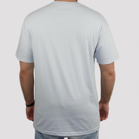 Camiseta Save Logo - Azul Claro
