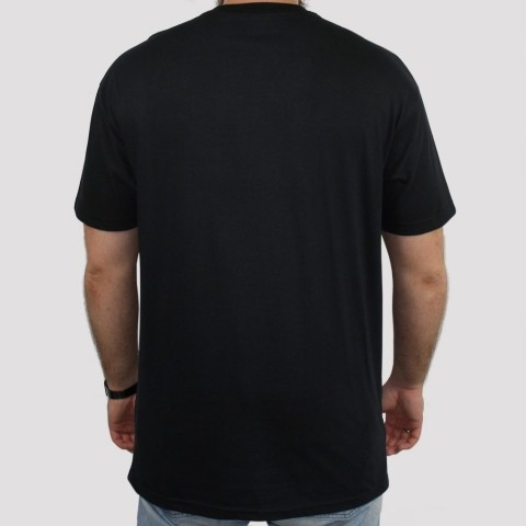 Camiseta Save Logo Colors - Preto