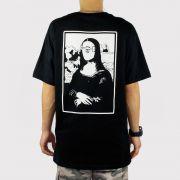 Camiseta Save Mona Preta